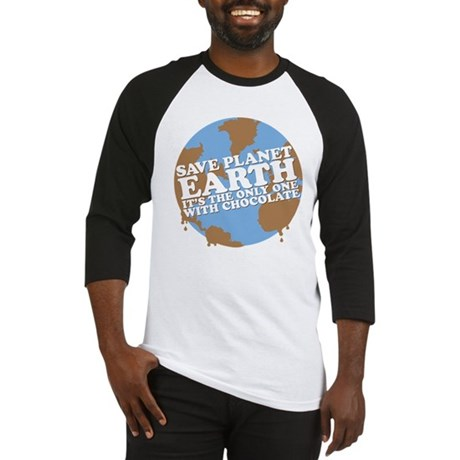 save earth Baseball Jersey