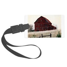 American Barns No.3 Luggage Tag