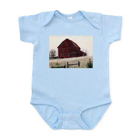 American Barns No.3 Infant Bodysuit