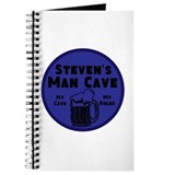 Personalized Man Cave Journal