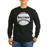 Personalized Baseball T