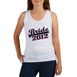 Bride 2012 Women's Tank Top