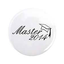 "Master 2014 3.5"" Button"