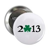 "2013 shamrock 2.25"" Button (10 pack)"
