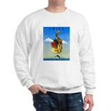 Chile Travel Poster 1 Sweatshirt
