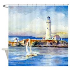 boston_light_shower_curtain?height=225&width=225
