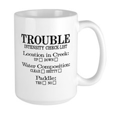 Up Creek Coffee Mug