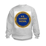 U.S. Border Patrol Kids Sweatshirt