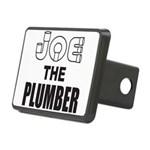 JOE THE PLUMBER Rectangular Hitch Cover