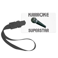 KARAOKE Luggage Tag