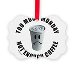COFFEE Picture Ornament