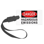 DANGER Large Luggage Tag