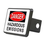 DANGER Rectangular Hitch Cover