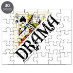 DRAMA QUEEN Puzzle