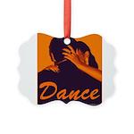 DANCE Picture Ornament
