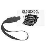 OLD SCHOOL TYPEWRITER Luggage Tag
