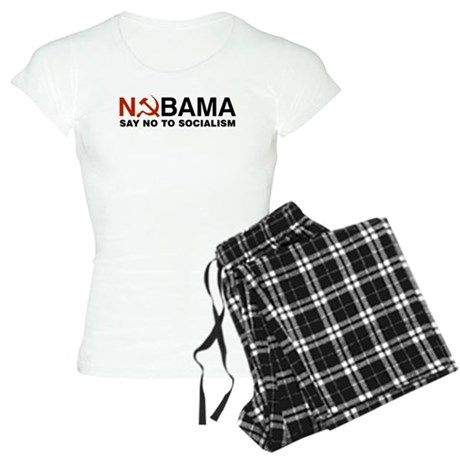 No Socialism Women's Light Pajamas
