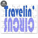 TRAVLIN' CIRCUS Puzzle