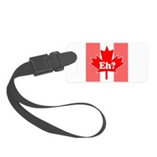 CANADIAN Small Luggage Tag