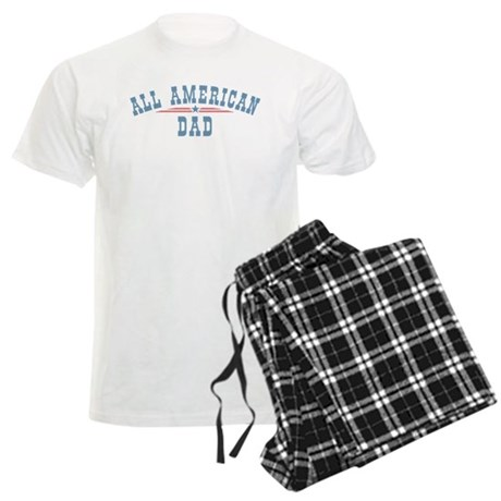 All American Dad Men's Light Pajamas