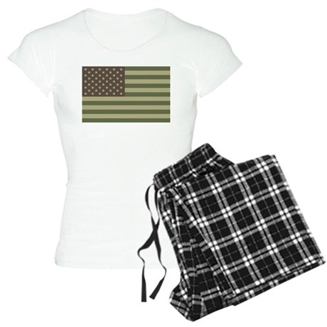 us_flag_camo.png Women's Light Pajamas