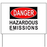 DANGER Yard Sign