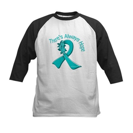 Ovarian Cancer There's Always Hope Kids Baseball J