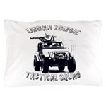 Urban Zombie Tactical Squad Pillow Case