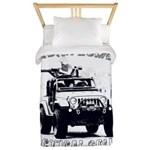 Urban Zombie Tactical Squad Twin Duvet