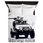 Urban Zombie Tactical Squad Queen Duvet