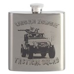 Urban Zombie Tactical Squad Flask