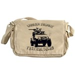 Urban Zombie Tactical Squad Messenger Bag