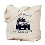 Urban Zombie Tactical Squad Tote Bag
