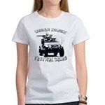 Urban Zombie Tactical Squad Women's T-Shirt