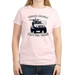 Urban Zombie Tactical Squad Women's Light T-Shirt