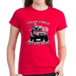 Urban Zombie Tactical Squad Women's Dark T-Shirt
