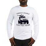 Urban Zombie Tactical Squad Long Sleeve T-Shirt