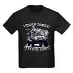 Urban Zombie Tactical Squad Kids Dark T-Shirt