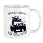 Urban Zombie Tactical Squad Mug