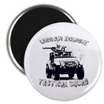 Urban Zombie Tactical Squad Magnet