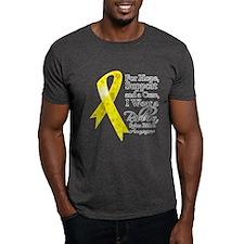 Hope Cure Spina Bifida T-Shirt