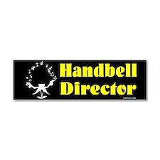 Cool Handbell Car Magnet 10 x 3