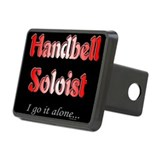 Cute Soloist Rectangular Hitch Cover