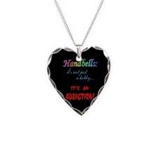 addiction.PNG Necklace Heart Charm