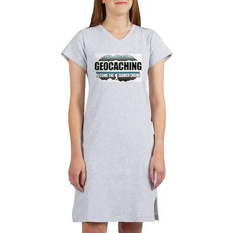 GEOCACHING Women's Nightshirt