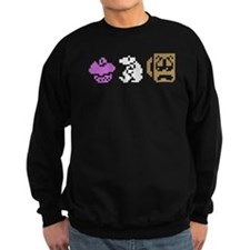 Monty Mole Coffee Jumper Sweater