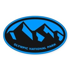 Olympic National Park Decal