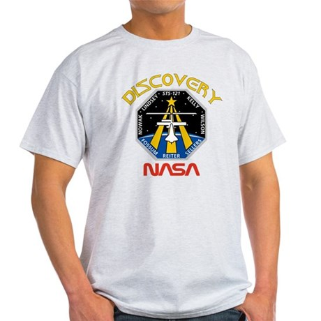 STS-121 NASA Light T-Shirt