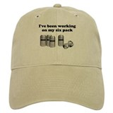 Ive been working on my six pack Baseball Cap