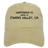 Owens Valley - Happiness Baseball Cap